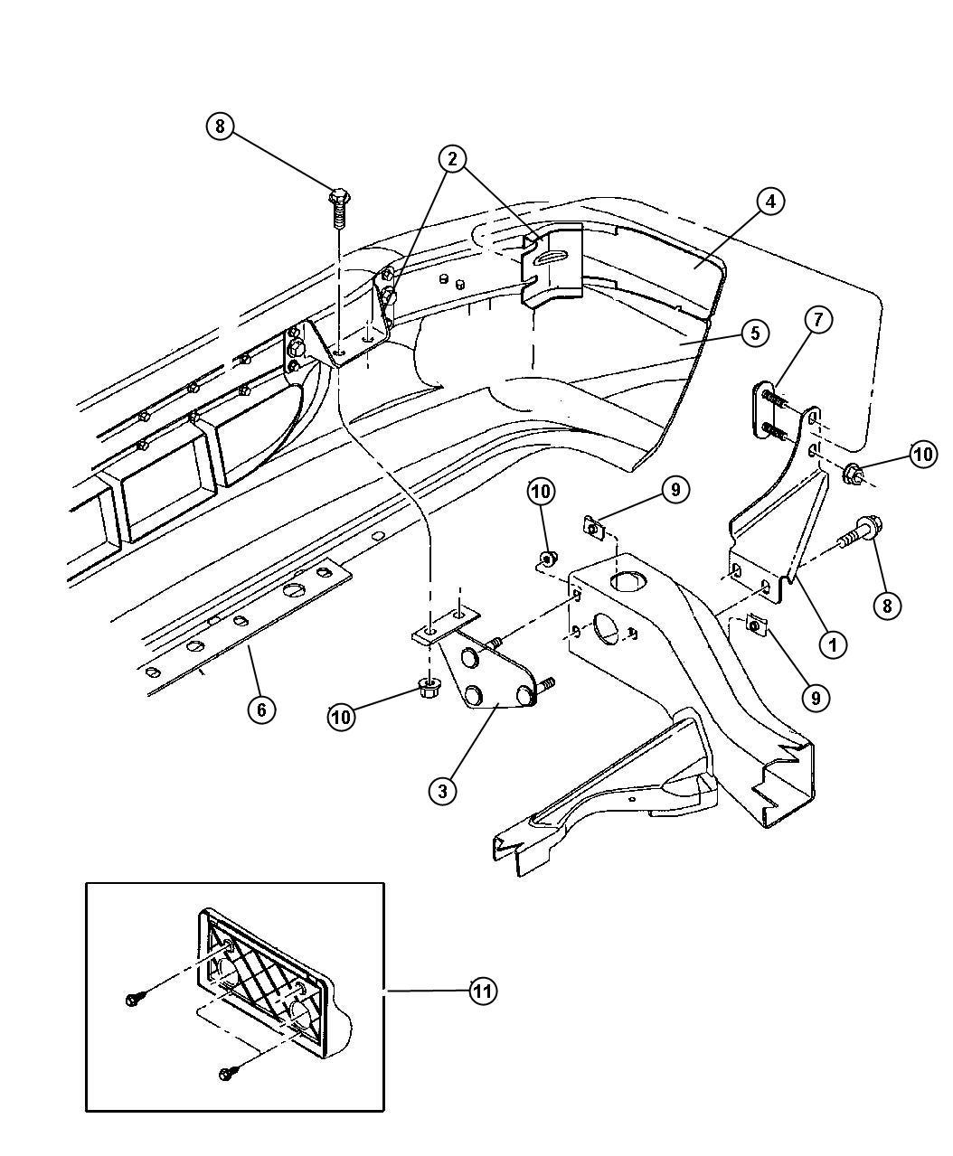 Dodge Grand Caravan Fascia Front Primed Fascia Wiring Diagram