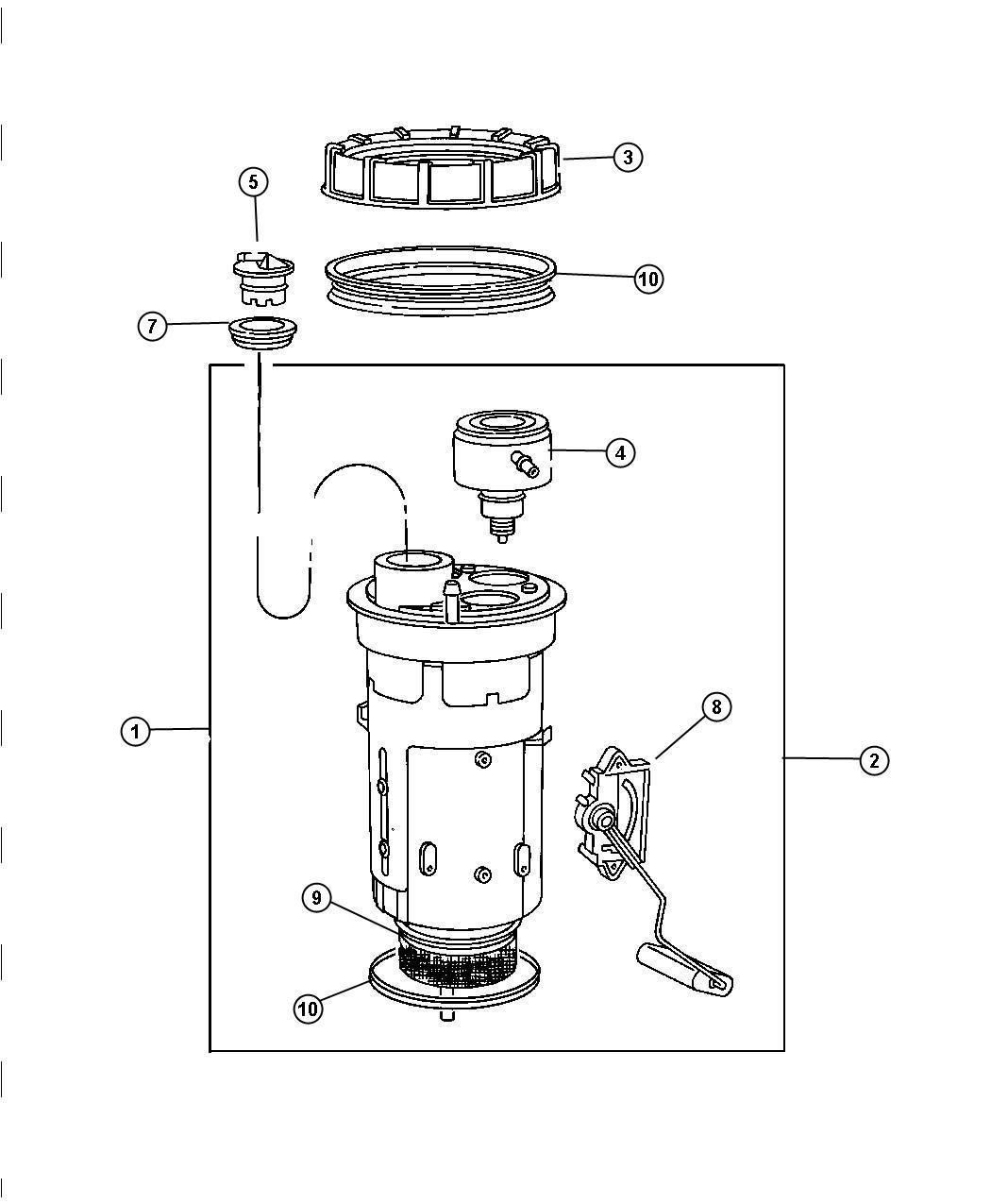 Diesel Engine Diagram Fuel Tank Condensation: Dodge Valve. Fuel Tank Rollover Safety