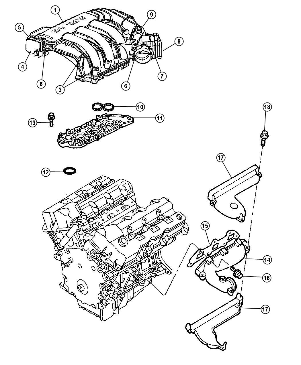 2005 Dodge Charger 2 7 Engine Diagram. 4578044ab genuine mopar support  engine support. 2008 chrysler 300 pad engine foam eer intake manifold. 2005  dodge magnum pump engine oil mega cab quad cab.2002-acura-tl-radio.info