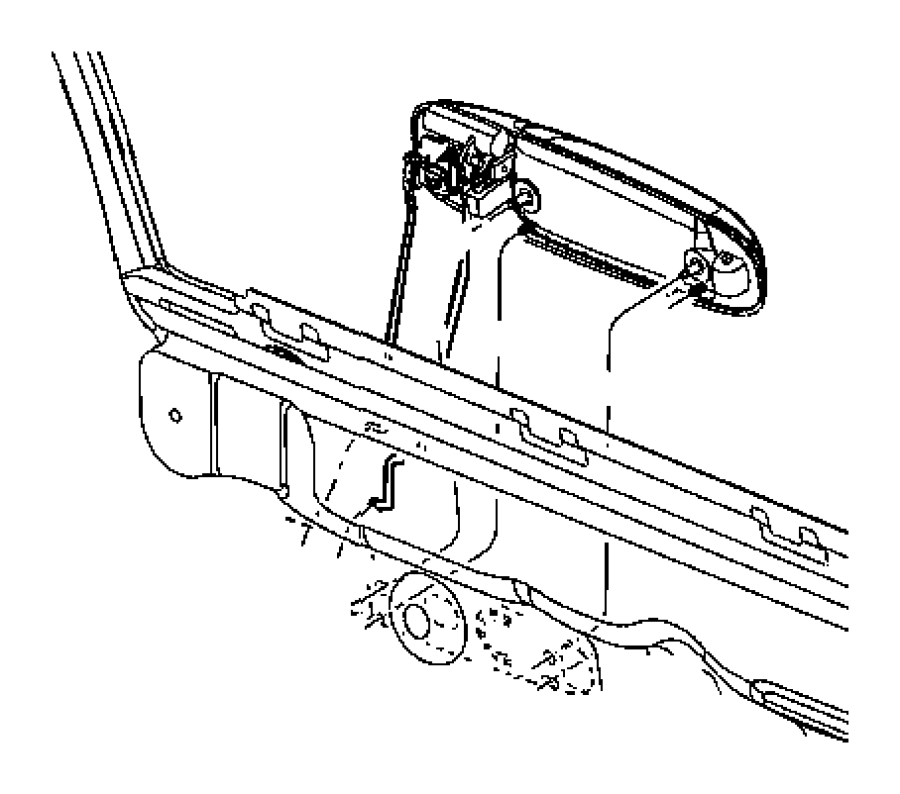 dodge durango handle  front door exterior  right  keyless  entry  remote